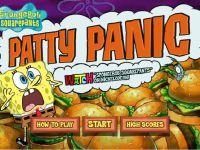 Spongebob Schwammkopf Burger Panik