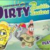 Spongebobs und Patricks Jagd nach der Dreckssackblase
