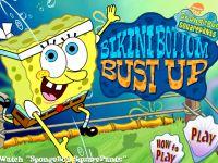 Spongebob Schwammkopf Karate